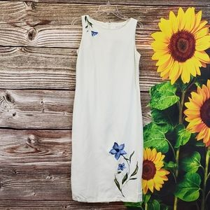 Christopher banks women's Long floral dress